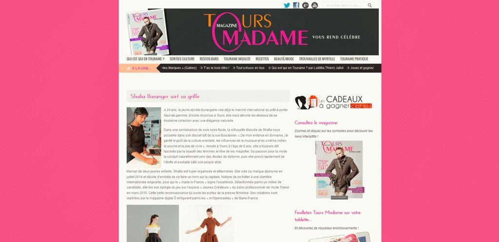 tour-madame shafia